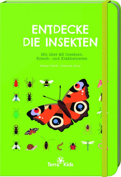 Haba | Terra Kids | Entdecke die Insekten | 304604