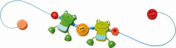 Haba | Kinderwagenkette Froschfreunde | 300582