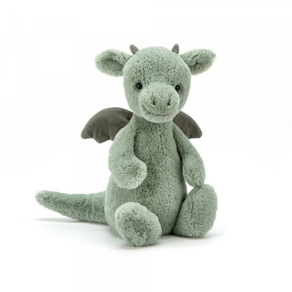Jellycat  | Drache 18 cm | Bashful Dragon Small | Kuscheltier
