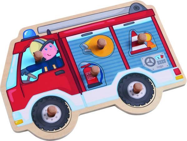 Haba | Greifpuzzle Feuerwehrauto