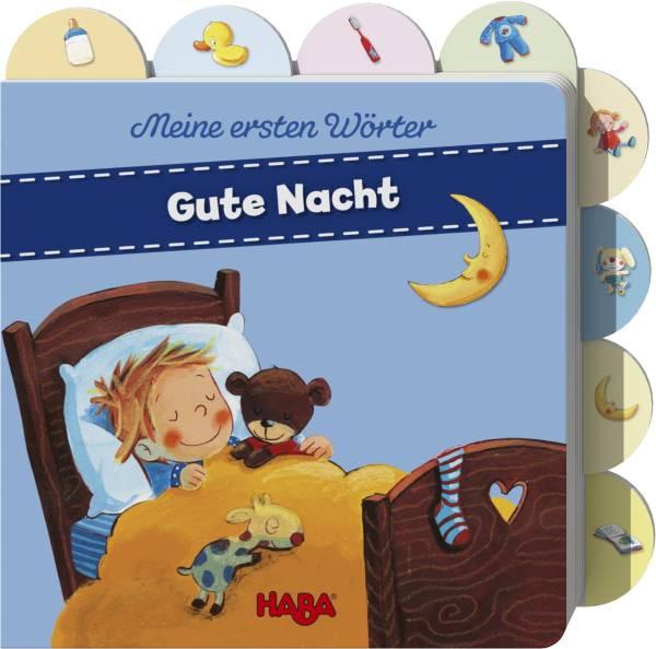 Haba | Meine ersten Wörter – Gute Nacht