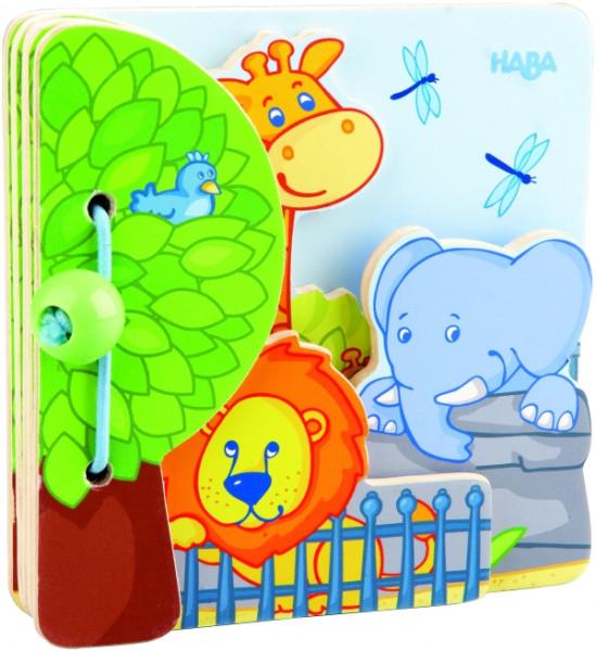 Meine erste Spielwelt Zoo - Babybuch Zoofreunde