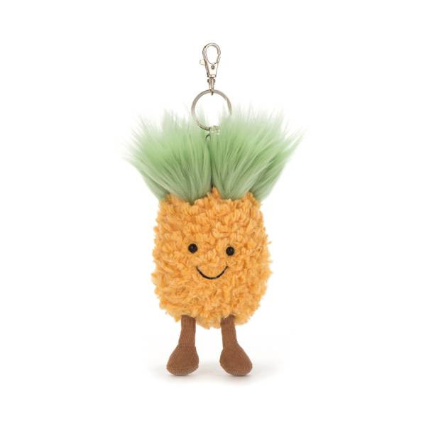 Jellycat | Amuseable Pineapple Bag Charm