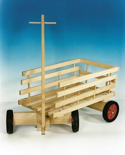 Wenzel-Holz | Leiterwagen Paul | 401