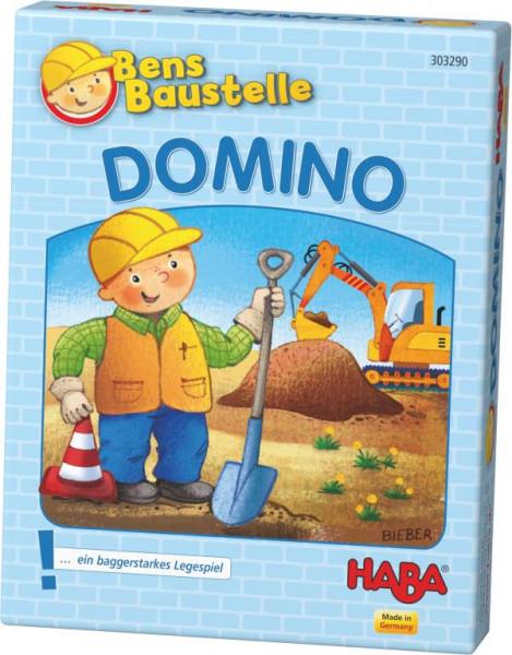 Haba | Bens Baustelle – Domino