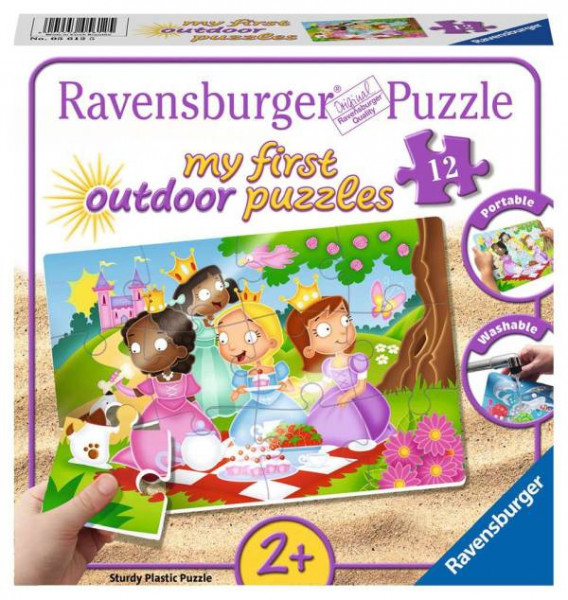 Ravensburger | Süße Prinzessinnen | 12 Teile