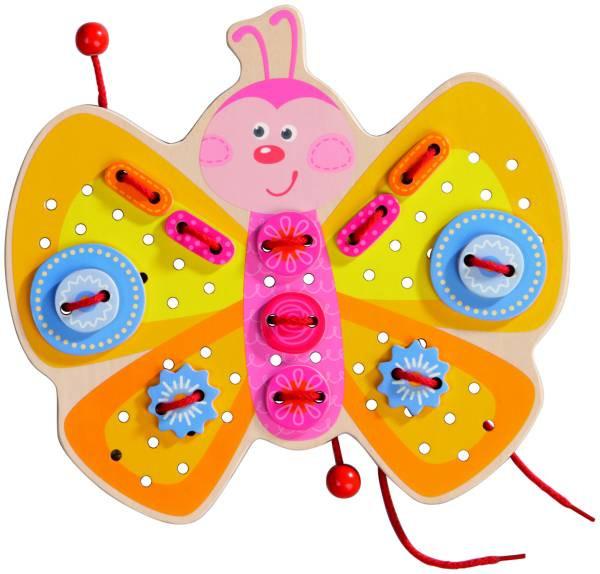 HABA | Fädelspiel Schmetterling | 301124
