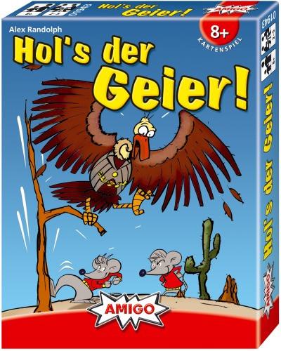 Amigo | Hol`s der Geier | 1943