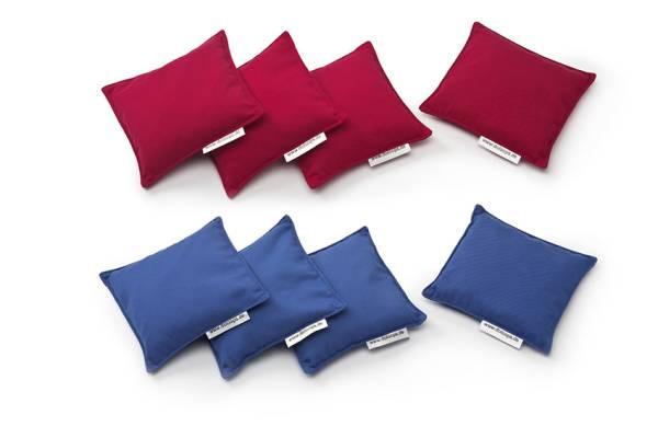 doloops | Cornhole Bag Set | 8 Bags in verschiedenen Farben