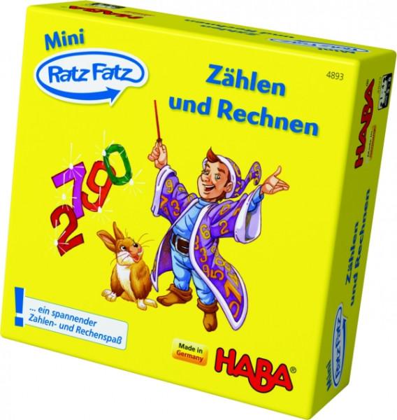 Haba | Mini Ratz Fatz Zählen und Rechnen | 4893