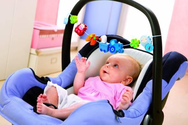 Haba | Kinderwagenkette Muh & Mäh | 003634
