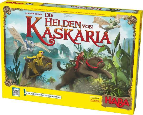 Haba | Die Helden von Kaskaria