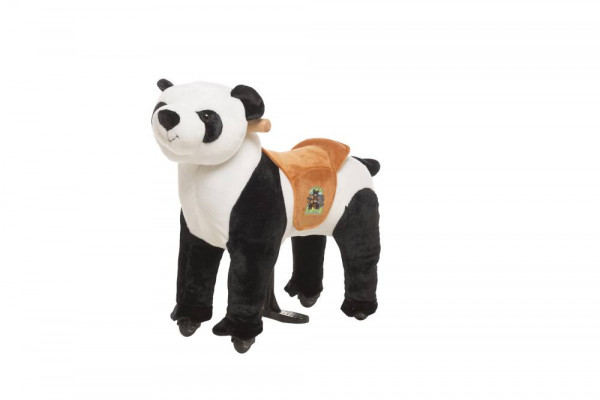 Animal Riding | Panda Tuan | XS-Mini | Schwarz/Weiß