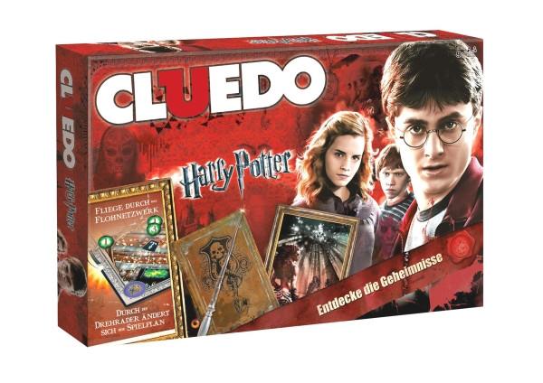 Clluedo- Harry Potter Collectors Edition | WM10309