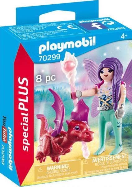 PLAYMOBIL® Special Plus | Fee mit Drachenbaby | 70299