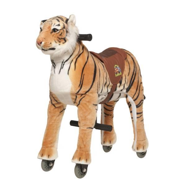Animal Riding   Tiger Shirkan   Braun/Schwarz