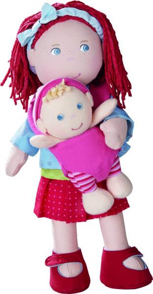 HABA | Puppe Rubina mit Baby | 301525