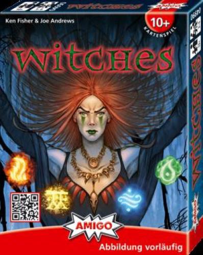 Amigo | Spiele | Witches | 04990