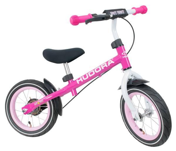 Hudora | Laufrad Ratzfratz Air | pink | 10033