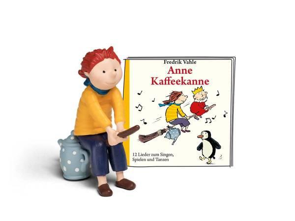 Tonies | Anne Kaffeekanne | 12 Lieder zum Singen, Spielen und Tanz