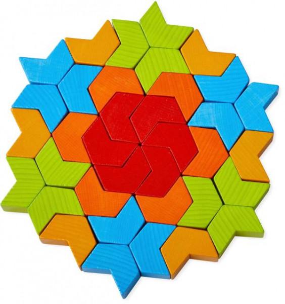 Haba | Legespiel Kaleidoskop-Steine