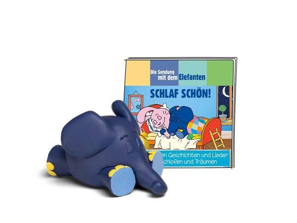 Tonies   Die Sendung mit dem Elefanten   Schlaf schön