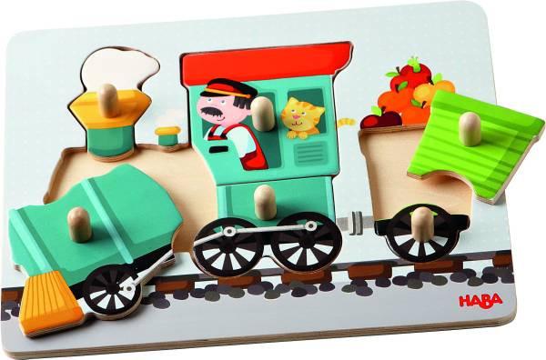 Haba | Greifpuzzle Eisenbahn