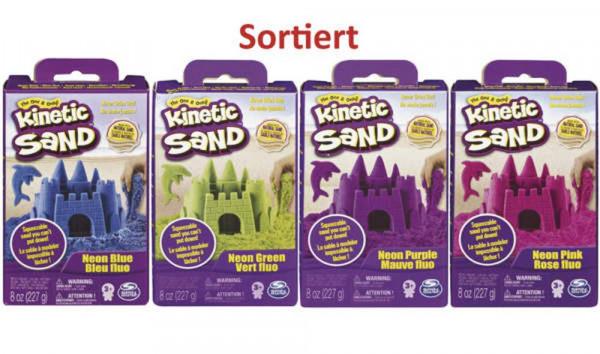 Spin Master | KNS Sand Pack S 226g sort. | 6033332
