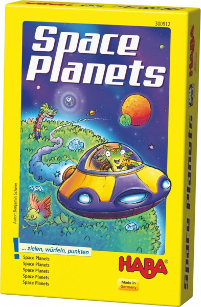Haba | Space Planets