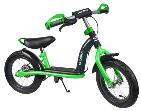 Hudora | Laufrad Cruiser Boy, 12, grün