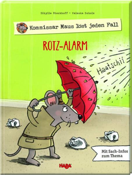 Haba | Kommissar Maus löst jeden Fall – Rotz-Alarm