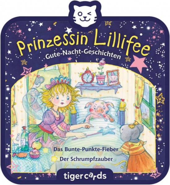 tigercard - Prinzessin Lillifee - Gute-Nacht-Geschichten Folge 9+10
