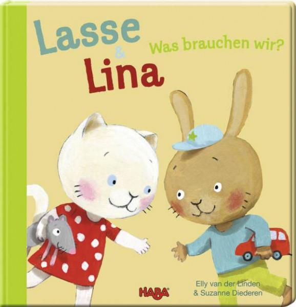 Haba | Lasse & Lina - Was brauchen wir