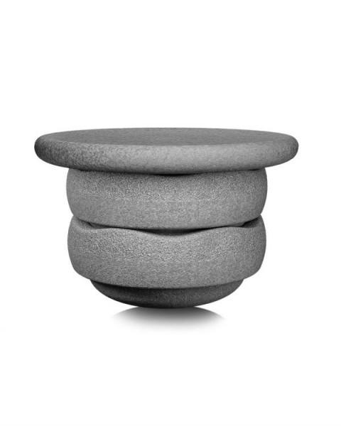 Stapelstein | BALANCE BOARD | Balance Board + 2x Stapelstein | grau