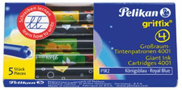 Pelikan | Tintenpatrone 4001 Griffix |960534