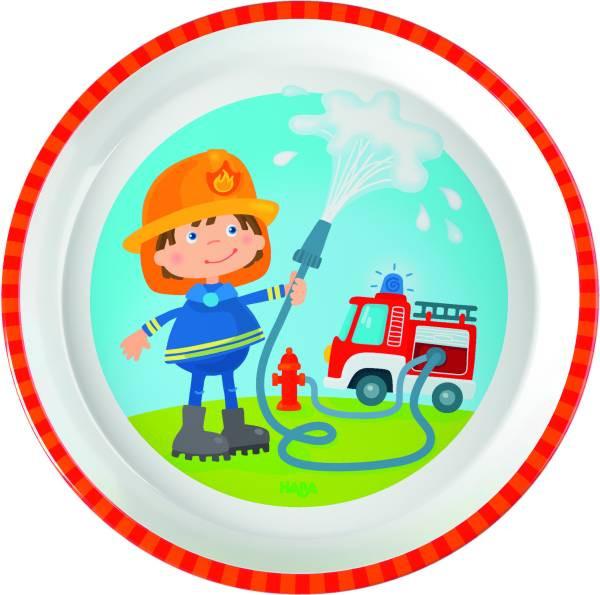 Haba | Teller Feuerwehr