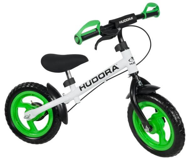 Hudora | Laufrad Ratzfratz, grün