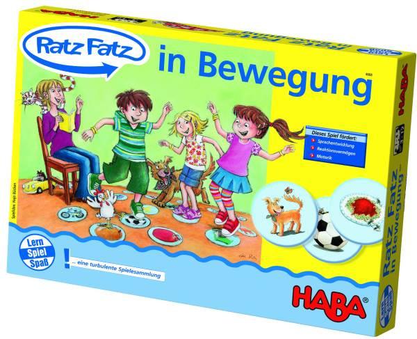 Haba | Ratz-Fatz in Bewegung