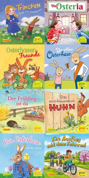 Carlsen Verlag | Osterbesuch bei Pixi | sortiert, 1 Stück | 5250