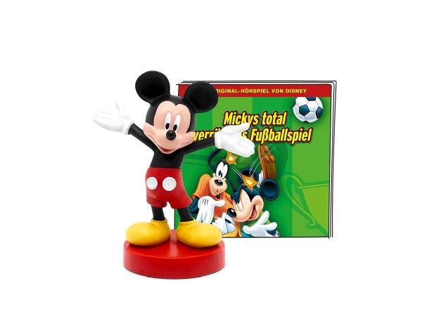 Tonies | Disney - Mickys total verrücktes Fußballspiel