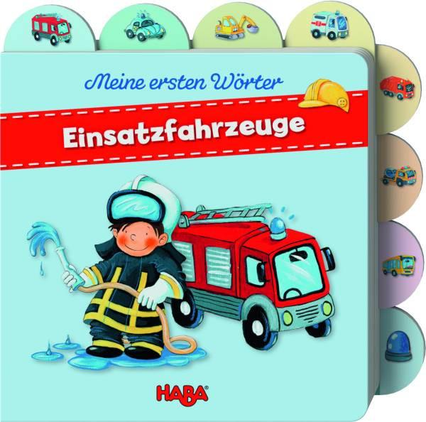 Haba | Meine ersten Wörter – Einsatzfahrzeuge