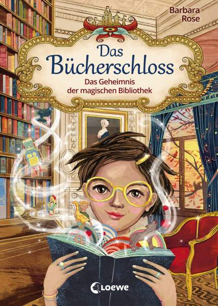 Loewe | Das Bücherschloss - Das Geheimnis der magischen Bibliothek