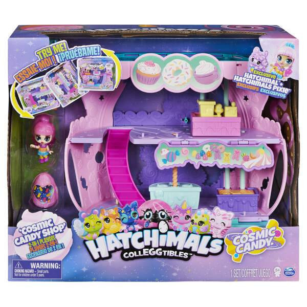 Spin Master | Hatchimal Colleggtibles S8 2in1 Playset | 6056543