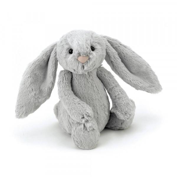 Jellycat | Hase 18 cm | Bashful Silver Bunny | Kuscheltier
