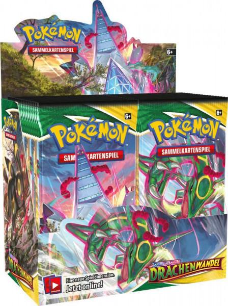 Pokemon Sammelkarten | Drachenwandel Booster | SWSH07