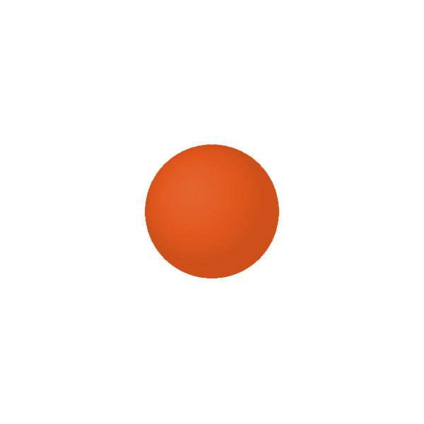 TAC-Verlag | Vierer-Set orange Murmeln | 16mm | tac_z16os