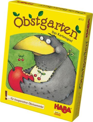 Haba: Obstgarten - Das Kartenspiel