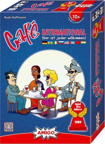 Amigo | Café International SdJ 1989 | 2620