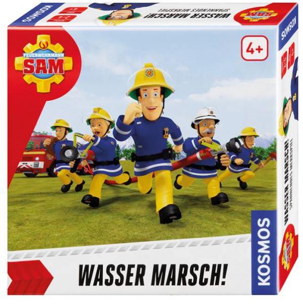 Franckh-Kosmos   Feuerwehrmann Sam - Wasser marsch!