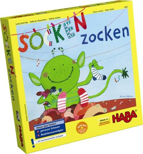 Haba: Socken Zocken